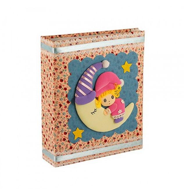 Альбомы с кармашками для фотографий CHAKO 10x15x200 B-08