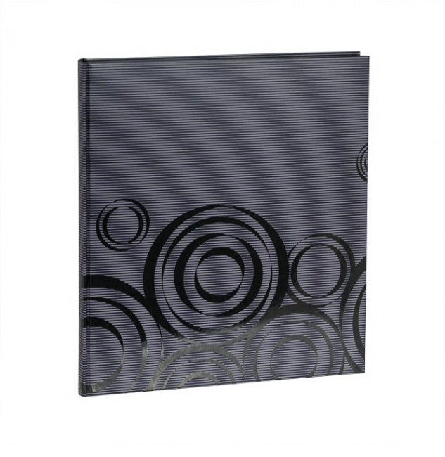 Классические (традиционные) фотоальбомы Альбом Walther 30*33 Orbit black